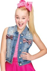 YouTube sensation JoJo Siwa's first appearance in Australia will be at the Logie awards on Sunday.