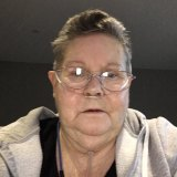 Cheryl Mcqueen, a resident of Arcare in Craigieburn, worries she is a sitting duck for COVID-19.