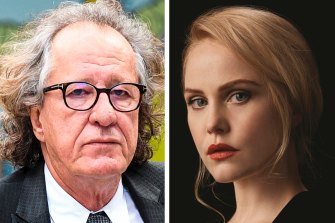 Eryn Jean Norvill was the witness found unreliable in Geoffrey Rush's defamation trial against The Daily Telegraph.