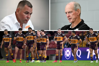 Would Tom Dearden have fared better at the Broncos if the club hadn't punted Wayne Bennett for Anthony Seibold?