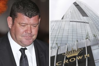 Crown's board is busy putting out fires but now needs to contend with $8 billion bid.