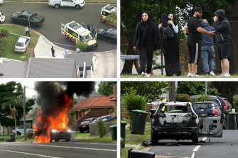 Gangland tensions have claimed the lives of two members of the Hamzy/Hamze family.