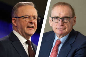 Anthony Albanese has slammed a proposal for a boycott of Israel backed by former NSW premier Bob Carr.