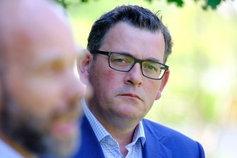 Premier Daniel Andrews said he feared the outbreak in Sydney was set to expand beyond the northern beaches.