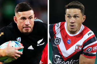 Sonny Bill Williams can work as an expert commentator in both rugby codes.