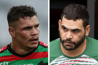 Greg Inglis says James Roberts has done the right thing by confronting his mental health issues.