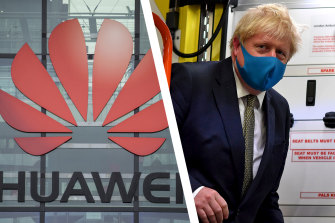 Prime Minister Boris Johnson has made a U-turn on his Huawei policy, as part of a tougher stance on China, but Turnbull says the British government can go further.