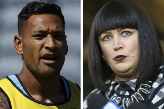 "Israel Folau said he felt ""vindicated"" by the agreement,while Rugby Australia boss Raelene Castle said the decision would give the game ""certainty"" heading into the new year."