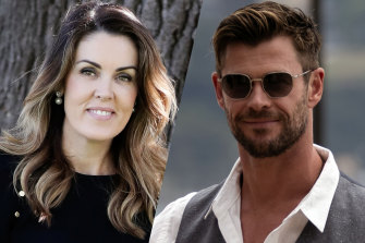 Peta Credlin and Chris Hemsworth are among those to receive Queen's Birthday honours.
