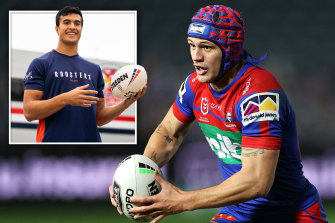 'I think potentially Joseph has everything that he had and then some': Craig Wing comparing Joseph Suaalii to Kalyn Ponga.