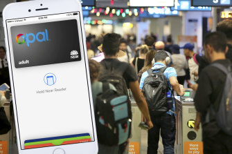 Thousands of Sydney commuters will soon be able to pay for Uber and smart bikes with their digital Opal card.