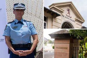 Detective Superintendent Stacey Maloney has welcomed the conversations among Sydney school and parent circles this week, after hundreds of former schoolgirls' claims of sexual assault were published in an online petition and in the media.