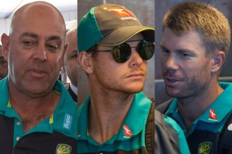 The scandal saw the resignation of coach Darren Lehmann while captain Steve Smith and star batsman David Warner were both banned for a year.