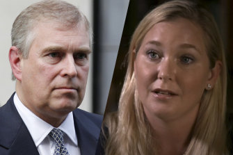 Prince Andrew denies having had sex with Virginia Giuffre when she was 17. Giuffre says she was forced by Jeffrey Epstein to sleep with the duke.