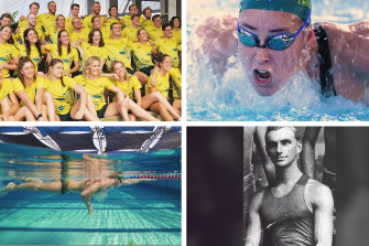 The video will set the scene for Australia's assault on the Olympic pool in Tokyo.