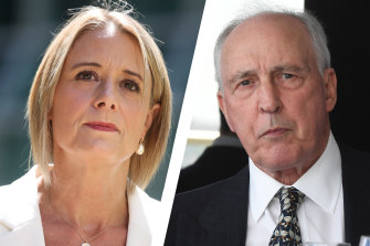 Paul Keating has backed Kristina Keneally to run in the seat of Fowler.