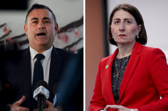 Nsw Koala Planning Policy Threatens To Split Cabinet As John Barilaro Demands Urgent Changes