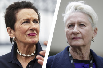 Clover Moore is targeting eight seats on the 10-member council after key rival Kerryn Phelps withdrew from the race.