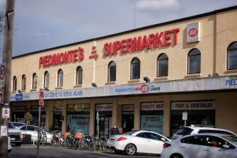 The family owners announced the redevelopment of the iconic supermarket in 2017.