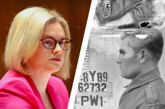 Senator AmandaStokersays a decision on the future of the Archives is imminent as its records, like photos of Italian prisoners of war in Australia, are disintegrating before they can be digitised.