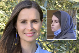 Kylie Moore-Gilbert was in prison in Iran for more than 800 days.