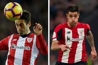Macarthur FC recruits Benat Extebarria and Markel Susaeta played together for many years at La Liga club Athletic Bilbao.