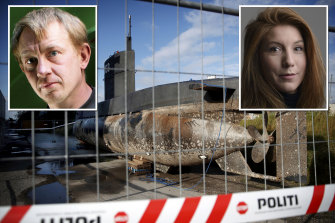 Danish inventor Peter Madsen, left, was sentenced to life in prison for torturing and murdering Swedish journalist Kim Wall, right, on his private submarine.