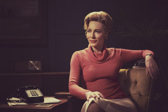 The backlash against feminism in the  US during the 1970s was led by conservative activist Phyllis Schlafly, played by Cate Blanchett in Mrs. America.