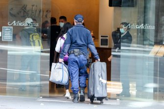 More than 72,000 international passengers arrived in Australia in the month to July 7.