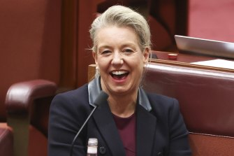 Bridget McKenzie's backing of Barnaby Joyce was seen as an act of treachery by some Nationals.