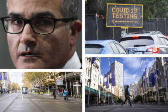 Victoria in lockdown from midnight; over 40s now eligible for vaccine; CHO defends tracing