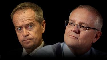 Bill Shorten and Scott Morrison are heading for a very tight election according to the latest Ipsos poll.