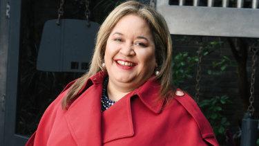 Professor Megan Davis was named the Australian Financial Review's Most Influential Woman last October.