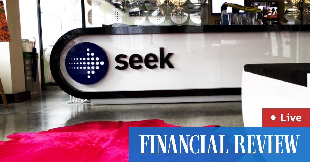 Seek Adore Estia first-half results – The Australian Financial Review