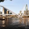 Design of Brisbane's latest pedestrian bridge revealed