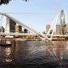 Design of Brisbane's latest pedestrian bridge revealed