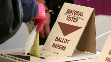 Local council elections in NSW have already been postponed twice.