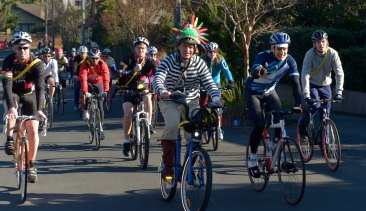 Sunday road closures are proposed to encourage more people to ride their bikes.