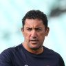 Gibson 'absolutely' right man to continue as Waratahs coach: Phipps