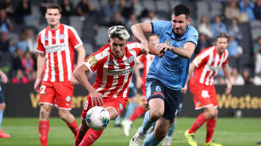 A-League players face further wage cuts for next season's CBA.