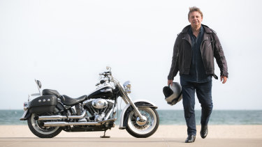 Motorcycle diaries: Tony Wright is out in regional Victoria talking to ordinary Australians.