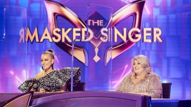 Judges Jackie O and Urzila Carlson will be filming the finale remotely, from Sydney and New Zealand respectively.