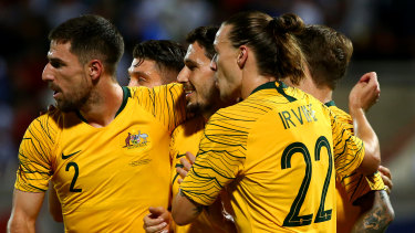 Pay cut: The Socceroos unanimously backed the new CBA.