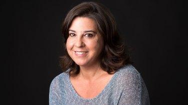 Looking for Alibrandi author and screenwriter, Melina Marchetta.