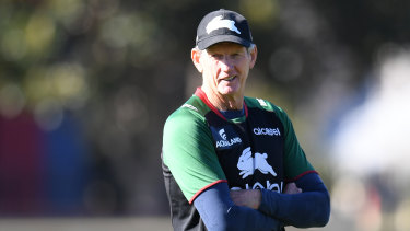 Rabbitohs coach Wayne Bennett may face a fine for not contacting the NRL integrity unit.