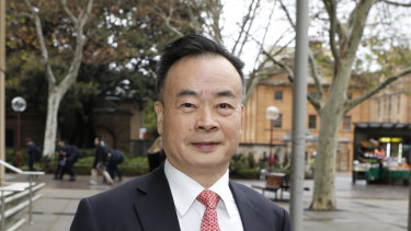 Chau Chak Wing was awarded $280,000 for defamation over a 2015 article in The Sydney Morning Herald.