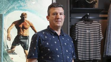 Kathmandu group chief executive Xavier Simonet will swap puffer jackets for trade negotiations at his new job at Austrade.
