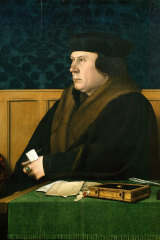 Thomas Cromwell as seen by Hans Holbein the Younger.