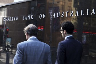 The bank has signalled it will hold the cash rate steady until at least 2023.