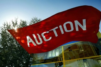 It is often an auctioneer's job is to make you behave irrationally.